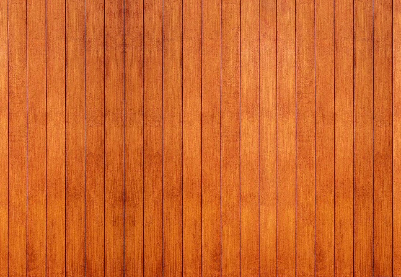IDEALDECOR Fototapete »Holz Textur«, Vlies, 4 Bahnen, 368 x 254 cm