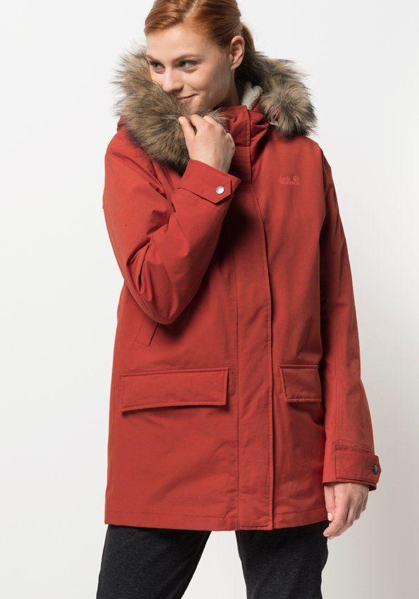 Jack Wolfskin Winterjacke »HELSINKI JACKET« kaufen | OTTO