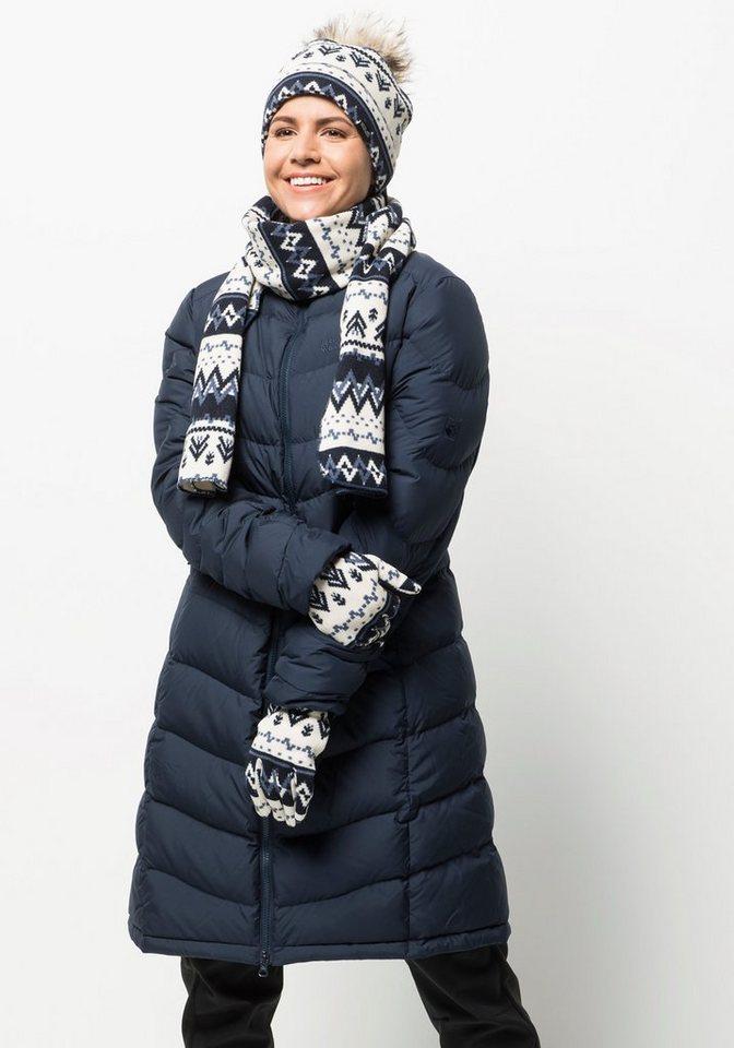 Jack Wolfskin Fleecehandschuhe »SCANDIC GLOVE WOMEN« | Accessoires > Handschuhe > Fleecehandschuhe | Blau | Polyester | Jack Wolfskin