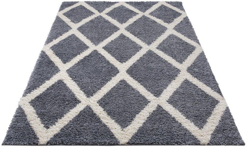 Hochflor-Teppich »Magnolia«, my home, rechteckig, Höhe 30 mm, super soft  online kaufen   OTTO