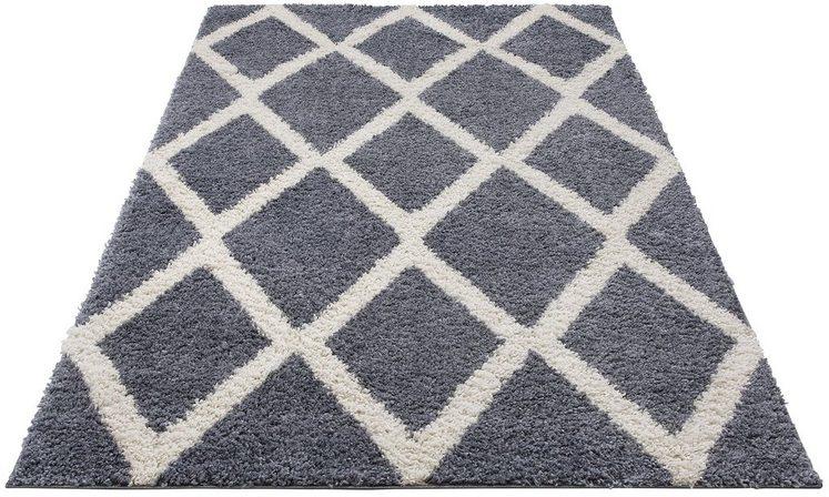 Hochflor-Teppich »Magnolia«, my home, rechteckig, Höhe 30 mm, super soft