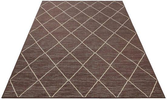 Teppich »Dubai«, Home affaire, rechteckig, Höhe 3 mm
