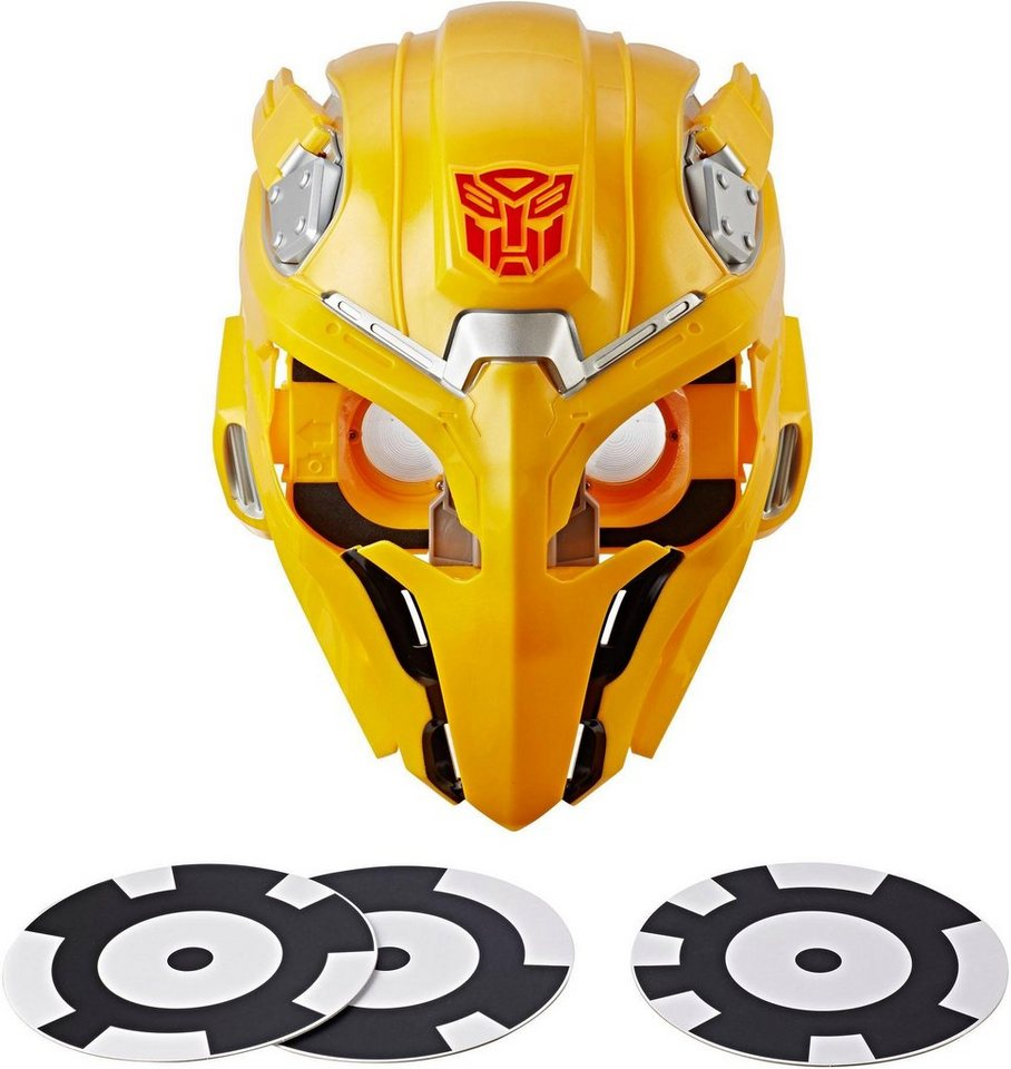 Hasbro Reality Spielset,  Transformers Movie 6: Bumblebee Bee Vision Maske  online kaufen