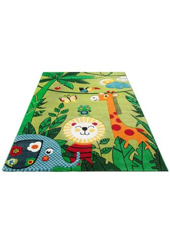 LÜTTENHÜTT Vaikiškas kilimas »Dschungel« Lüttenhü...