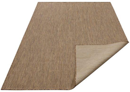 Teppich »Rhodos«, my home, rechteckig, Höhe 3 mm, Sisal-Optik, In- und Outdoor geeignet