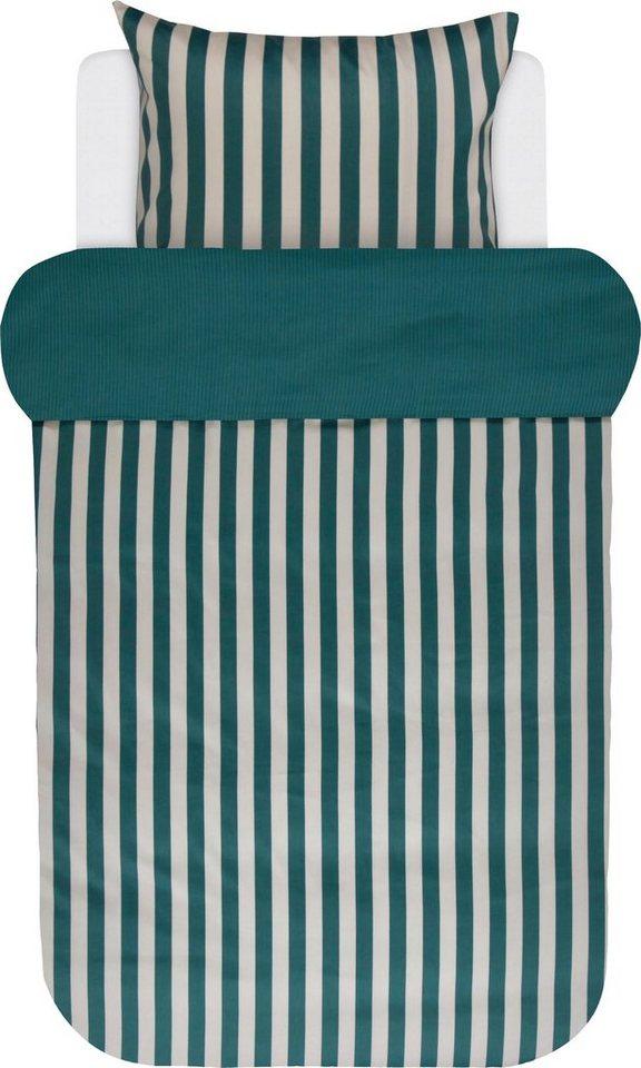 Wendebettwäsche Classic Stripe Marc Opolo Home Breite Streifen