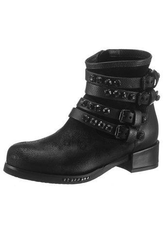 MIMMU Baikerių stiliaus batai