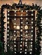Lichtervorhang, 60-flammig, LED-Tür-Vorhang, Bild 4