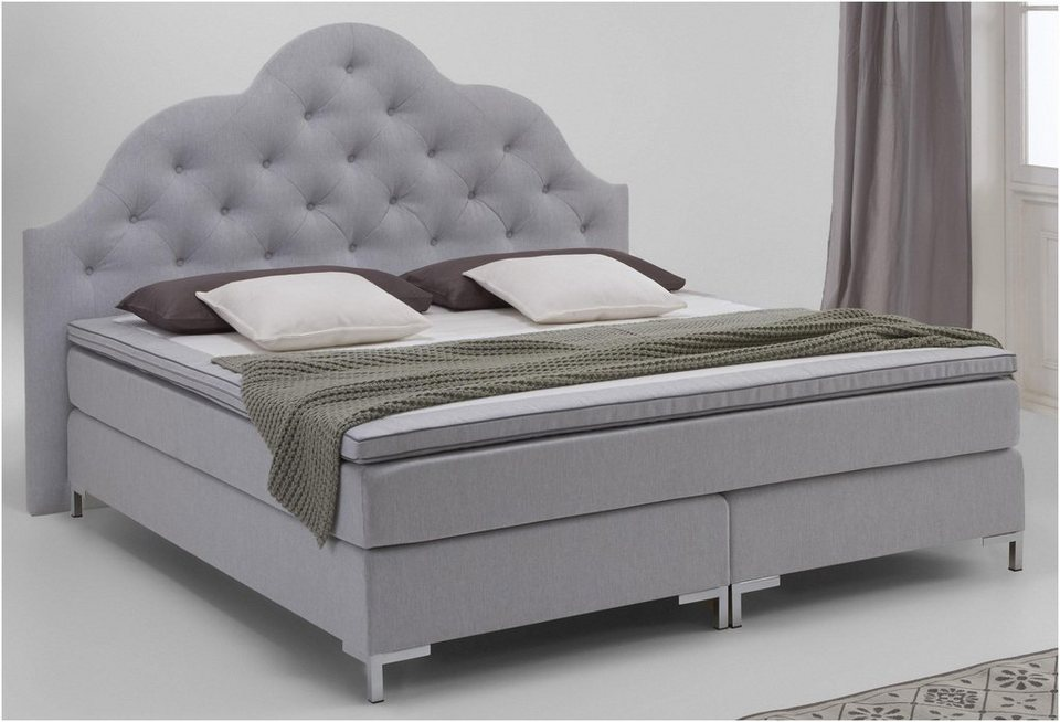 boxspringbett atlantic home collection kaufen otto. Black Bedroom Furniture Sets. Home Design Ideas