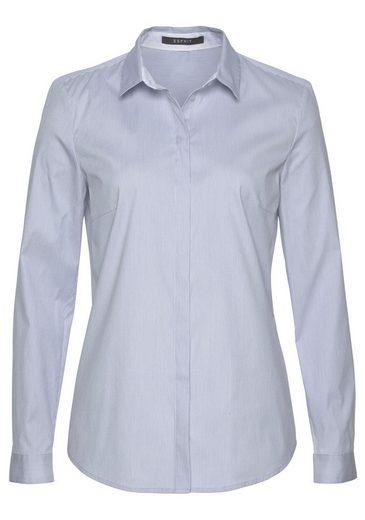 Esprit Collection Hemdbluse im Streifenlook