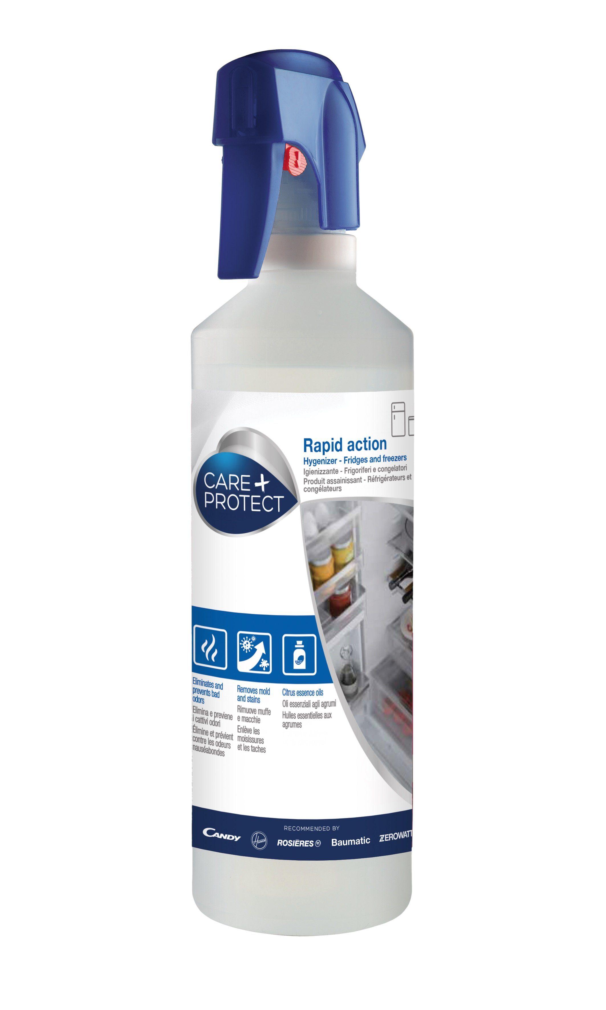 Care + Protect Reiniger für Kühlgeräte, Spray »Rapid Action Hygenizer CSL4001/1«