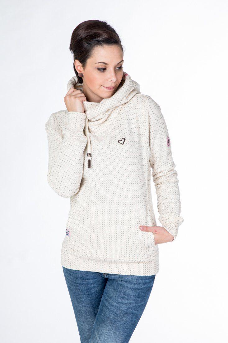 Ragwear Sweatshirt »CHELSEA LUCK« mit Glücksbringer Alloverprint online kaufen   OTTO