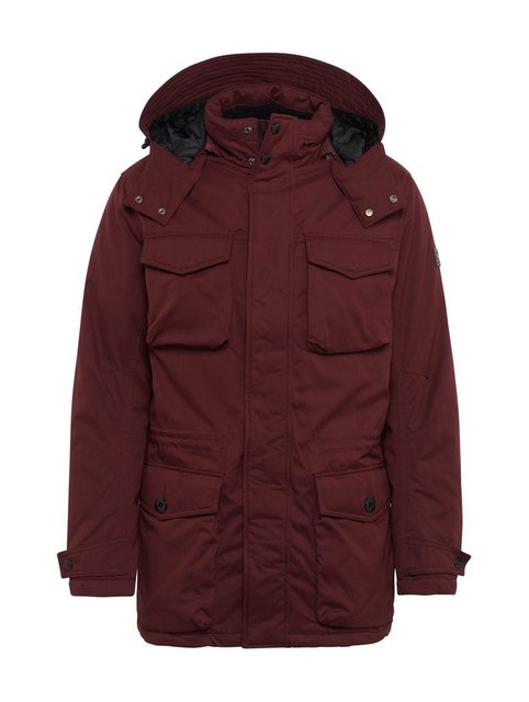 tom tailor -  3-in-1-Funktionsjacke »Jacke mit abnehmbarer Kapuze«