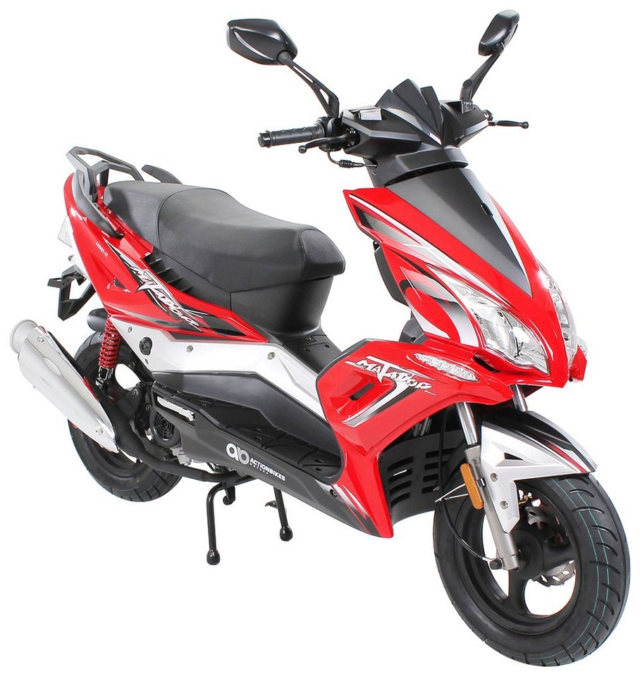 actionbikes motors motorroller scooter 50 ccm 45 km h. Black Bedroom Furniture Sets. Home Design Ideas