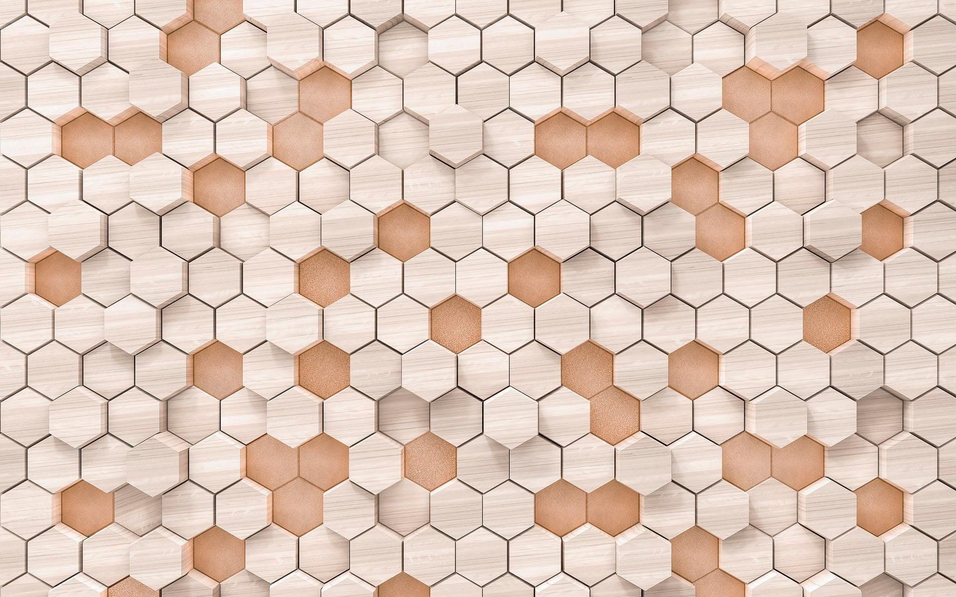Komar Fototapete »Woodcomb Nude«, 400/250 cm