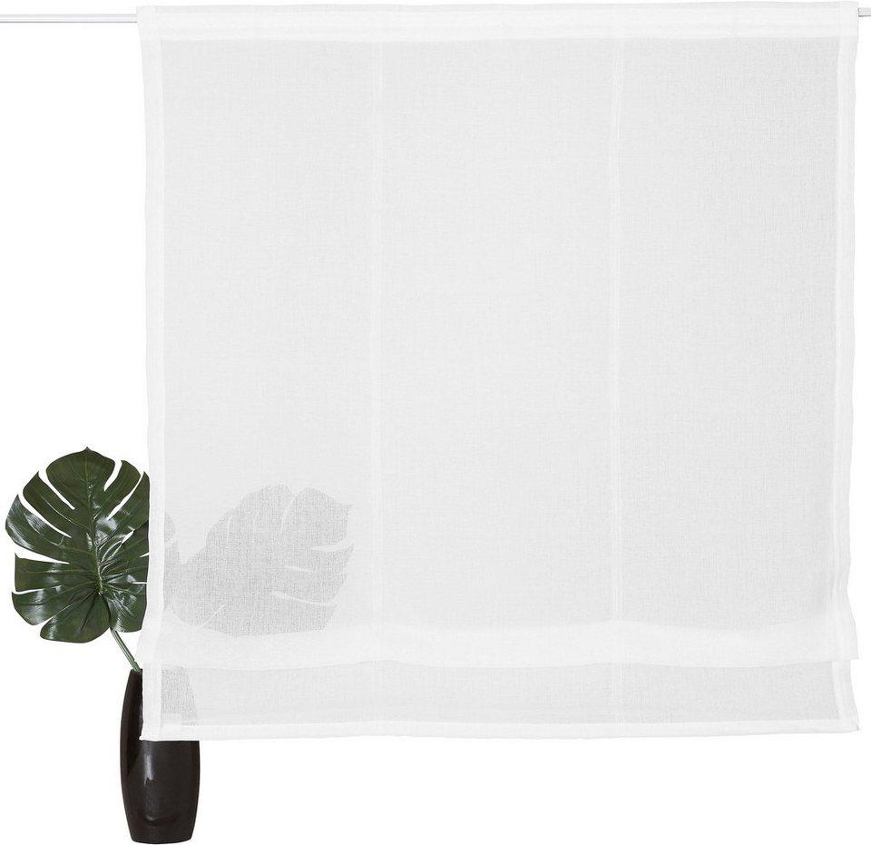raffrollo tender guido maria kretschmer home living. Black Bedroom Furniture Sets. Home Design Ideas