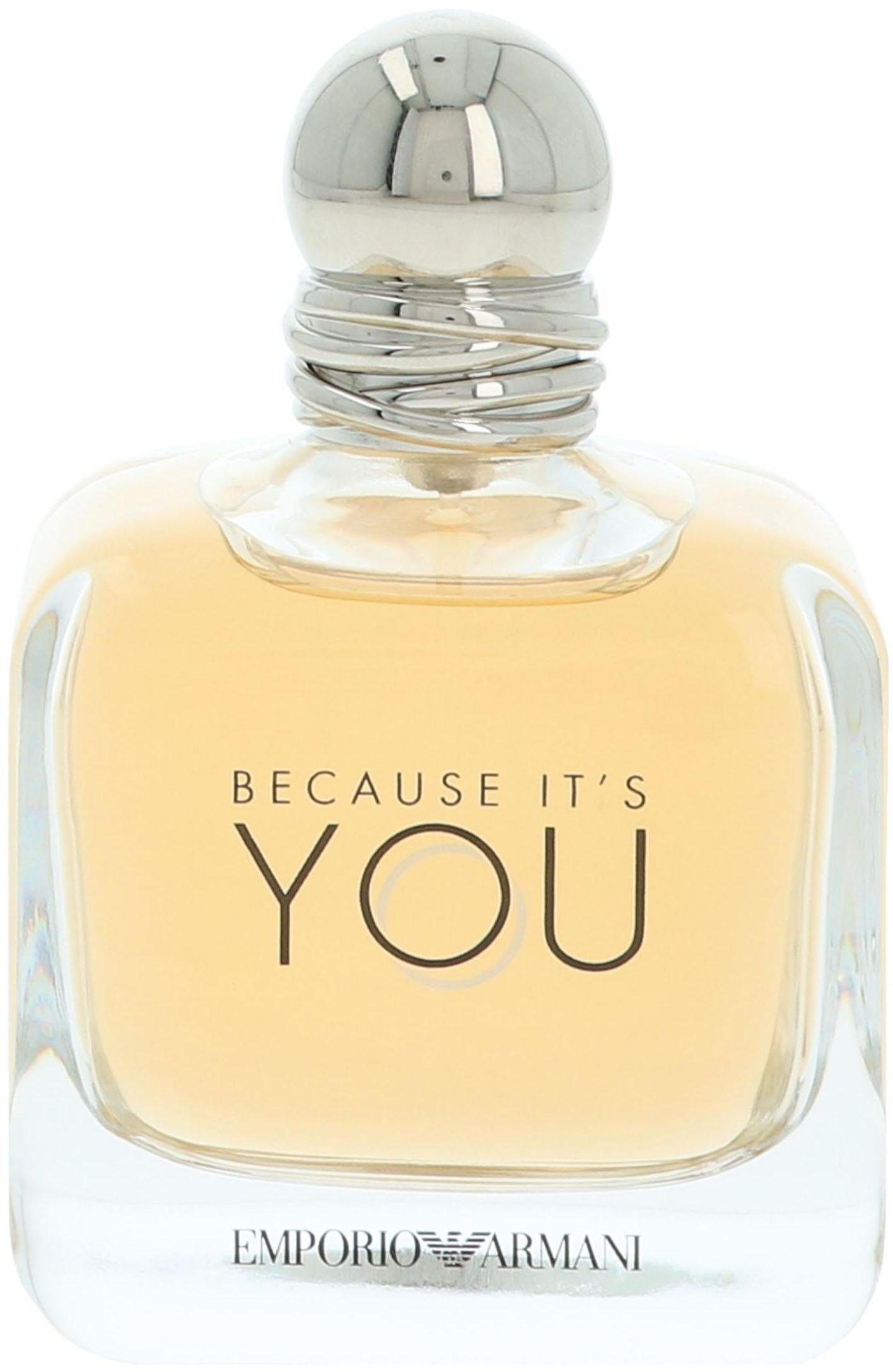 Giorgio Armani, »Because it's You«, Eau de Parfum