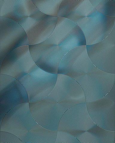 Komar Fototapete »Mystic Silver«, 200/250 cm