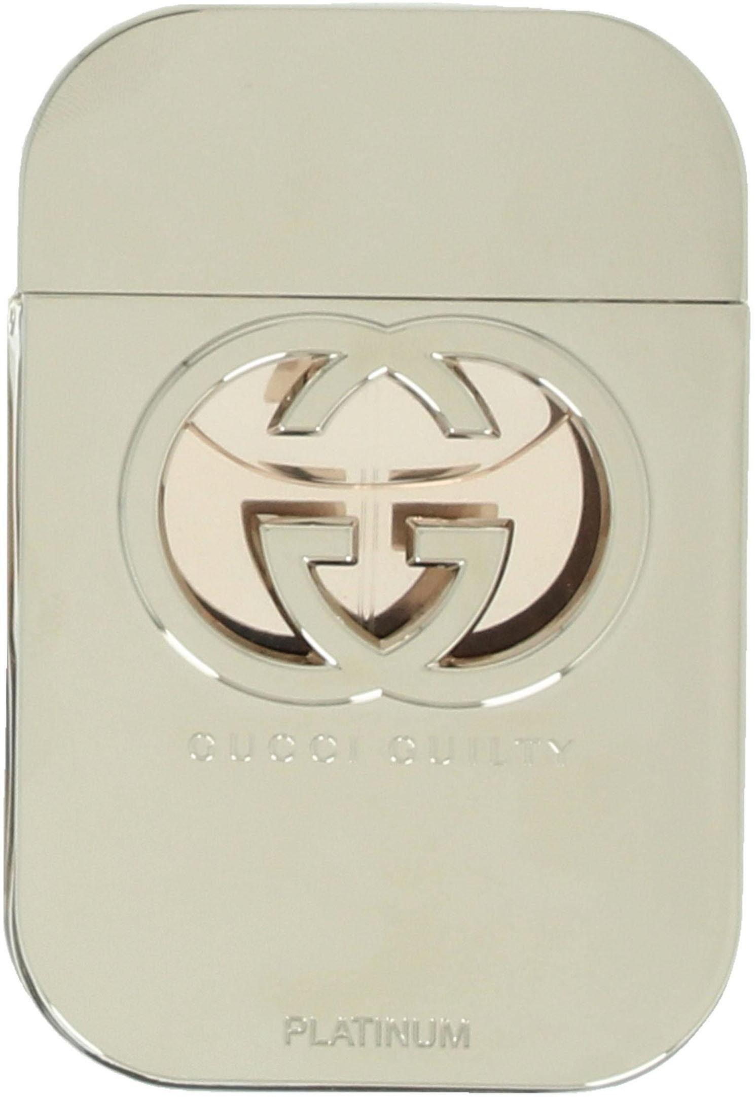 GUCCI Eau de Toilette »Guilty Platinum Pour Femme«