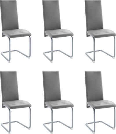 Homexperts Esszimmerstuhl »Nitro« (Set, 6 Stück), (2 oder 6 Stück), Bezug in Kunstleder