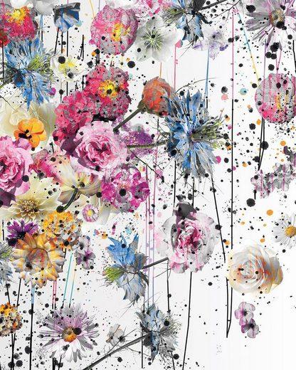Vliestapete »Lush«, floral