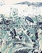 Vliestapete, naturalistisch, Bild 1