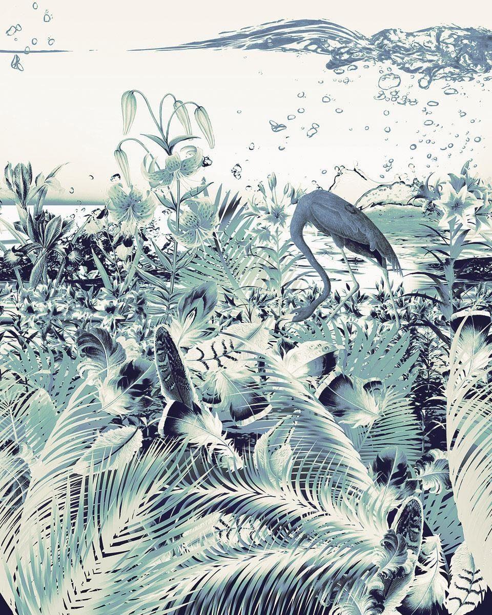 Komar Fototapete »Fantasia Cool«, 200/250 cm
