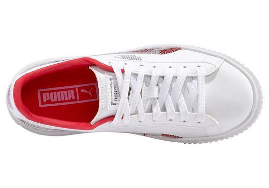 »basket Plateausneaker Puma Platform Trailblazer Sqn Jr« qnHOfd
