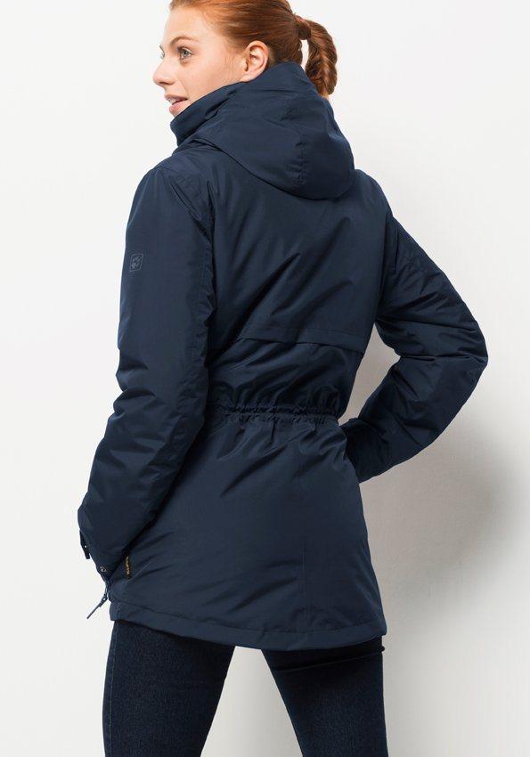 jack wolfskin 3 in 1 funktionsjacke tallberg jacket women. Black Bedroom Furniture Sets. Home Design Ideas