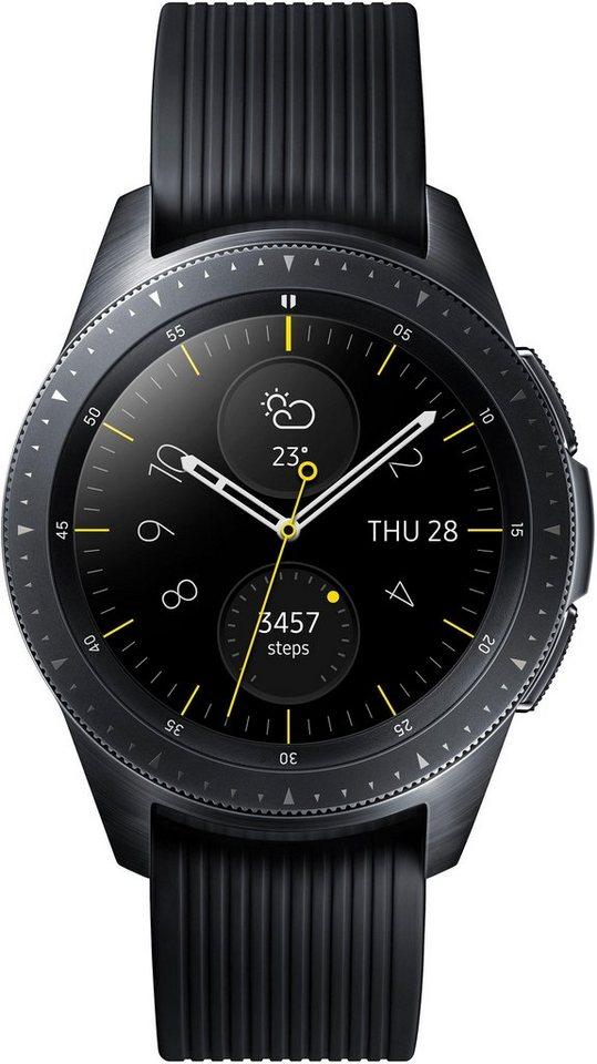 Smartwatches - Samsung Galaxy Watch 42 mm LTE (Telekom) Smartwatch (3,02 cm 1,2 Zoll, Tizen OS)  - Onlineshop OTTO