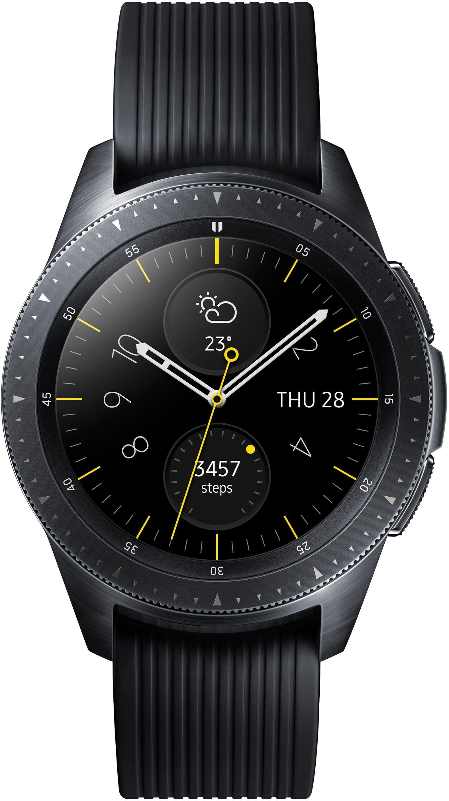Samsung Galaxy Watch 42 mm LTE (Telekom) Smartwatch (3,02 cm1,2 Zoll, Tizen OS) online kaufen | OTTO