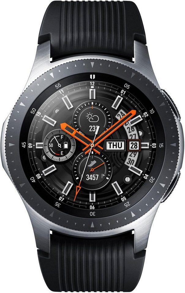 samsung galaxy watch 46 mm lte telekom smartwatch 3 3. Black Bedroom Furniture Sets. Home Design Ideas