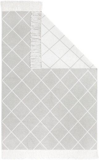 Teppich »Glitter«  LUXOR living  rechteckig  Höhe 5 mm  mit eingewebten metallisierenden Fasern
