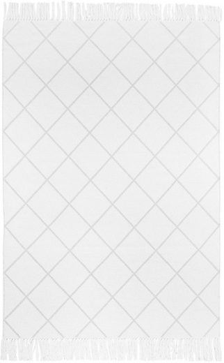 Teppich »Glitter«, LUXOR living, rechteckig, Höhe 5 mm, mit eingewebten metallisierenden Fasern