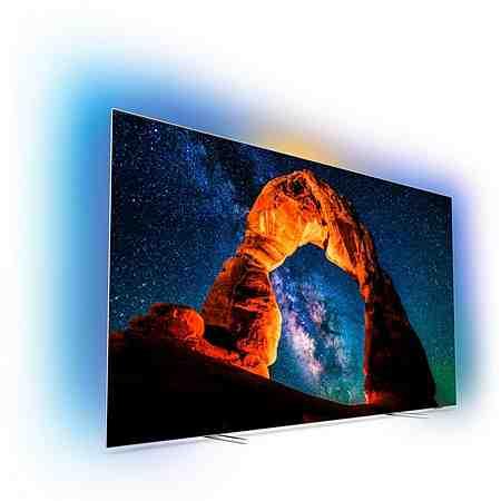 Multimedia: Fernseher: Ambilight TV