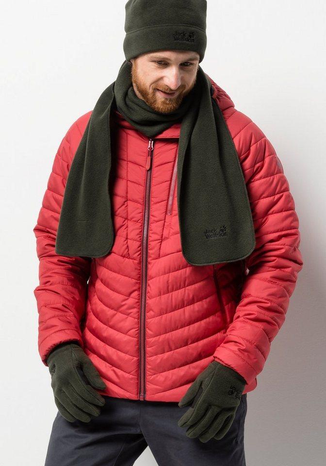Jack Wolfskin Fleecehandschuhe »VERTIGO GLOVE« | Accessoires > Handschuhe > Fleecehandschuhe | Grün | Jack Wolfskin