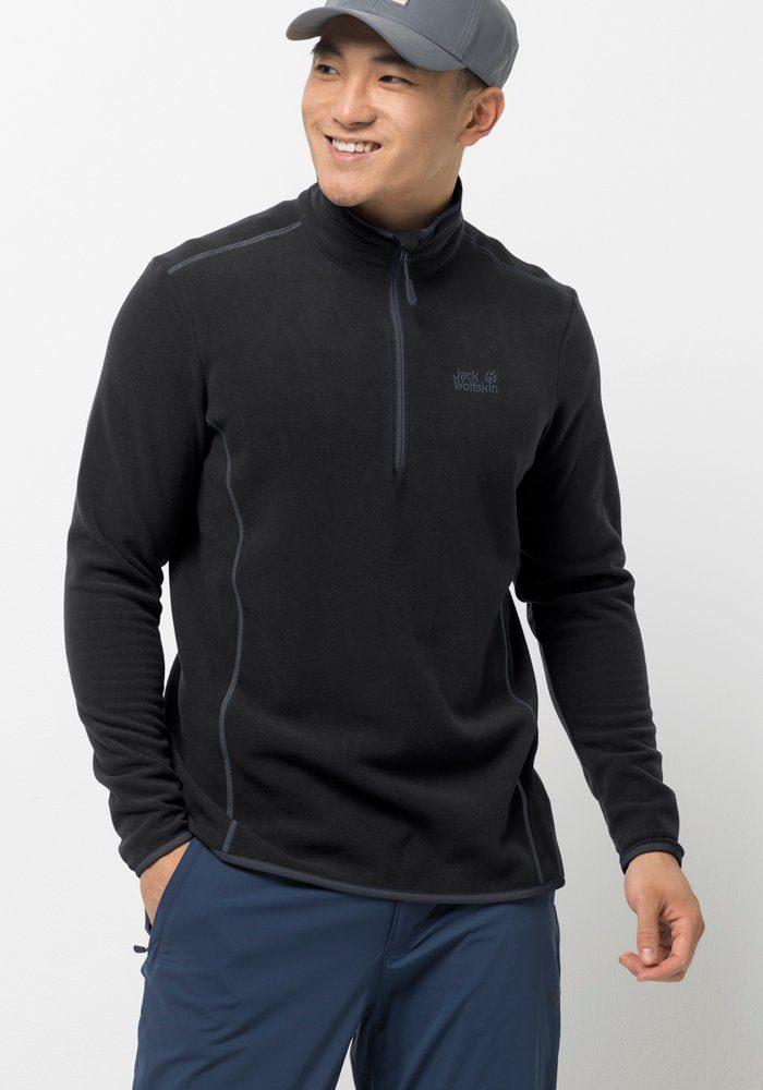 Jack Wolfskin Fleecepullover »ECHO MEN«, Vielseitiger Pullover online kaufen | OTTO