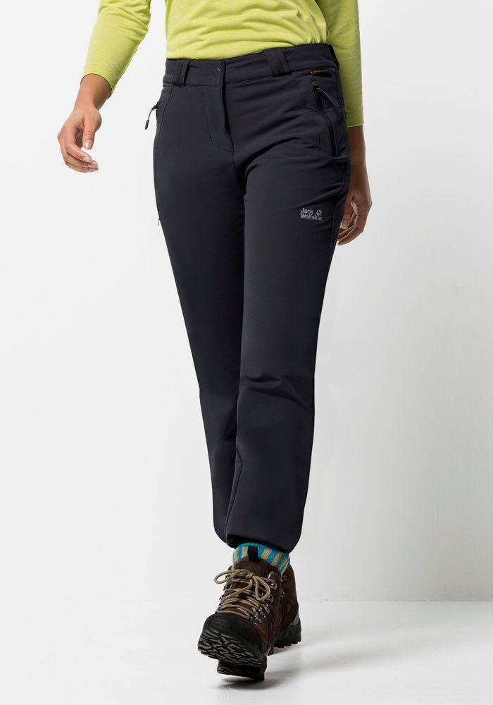 Jack Wolfskin Thermohose »ACTIVATE THERMIC PANTS WOMEN« online kaufen | OTTO