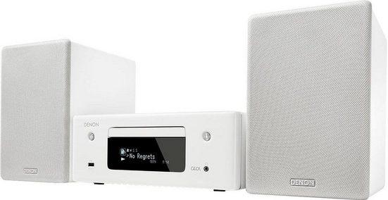 Denon »CEOL-N10« Kompaktanlage (Internetradio, 160 W)