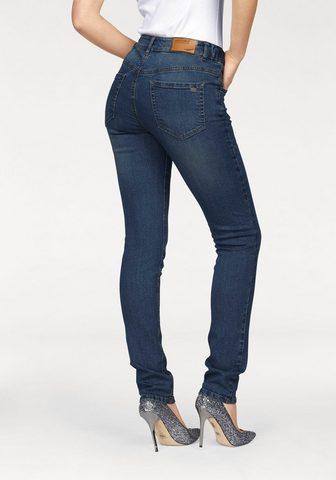 Узкие джинсы »Svenja - талия с c...
