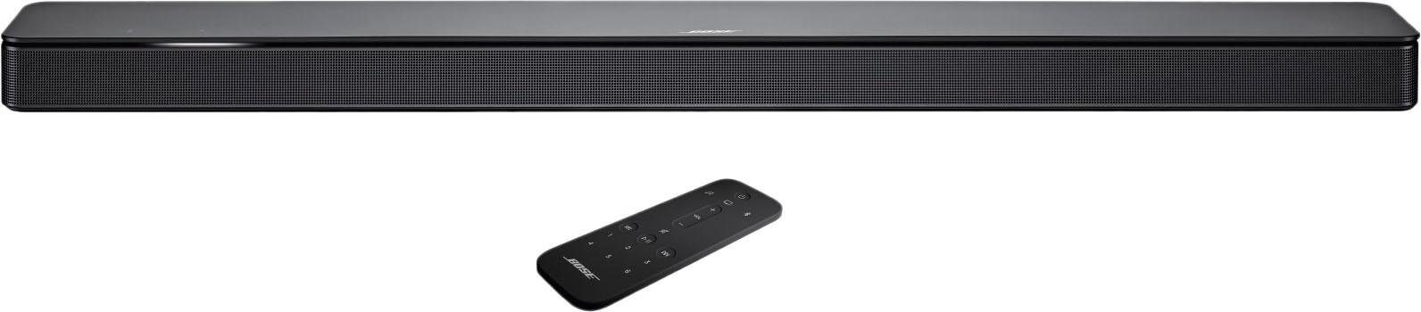 Bose Soundbar 500 Soundbar (Bluetooth, WLAN (WiFi), App-Steuerung, Mikrofon, Multiroom, Sprachsteuerung)