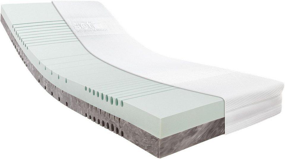 Komfortschaummatratze Set One Waco 2 Face Set One By Musterring 19 Cm Hoch Online Kaufen Otto
