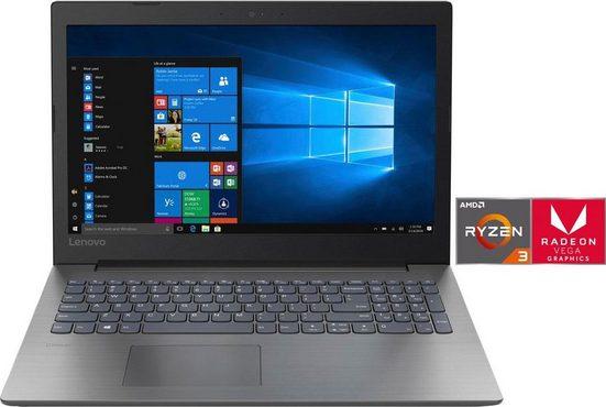 Lenovo ideapad 330-15ARR Notebook (39,6 cm/15,6 Zoll, AMD Ryzen 3, 1000 GB HDD, 128 GB SSD)