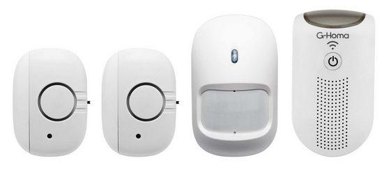 G-Homa Smart Home Zubehör »WiFi Mini-Alarm Kit«