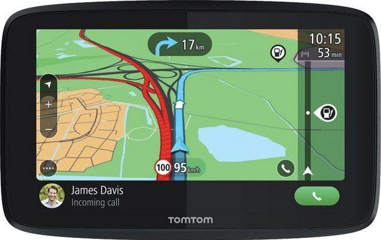 TomTom Navigationsgerät »GO Essential 5 Zoll«