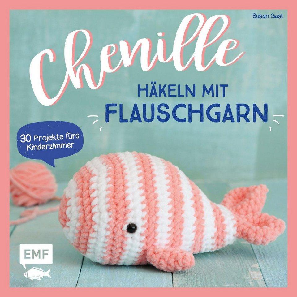 """EMF Buch """"Chenille - Häkeln mit Flauschgarn"""" 128 Seiten online kaufen"""