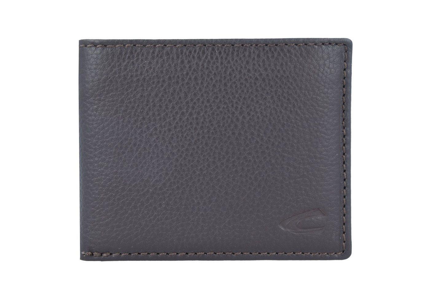 Herren camel active Macau Geldbörse RFID Leder 10 cm braun | 04251234436158