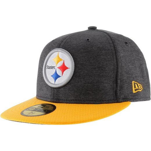 new era snapback cap 59fifty pittsburgh steelers otto. Black Bedroom Furniture Sets. Home Design Ideas