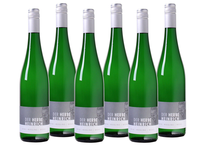 Weißwein aus Deutschland »Riesling QbA trocken - Mosel«