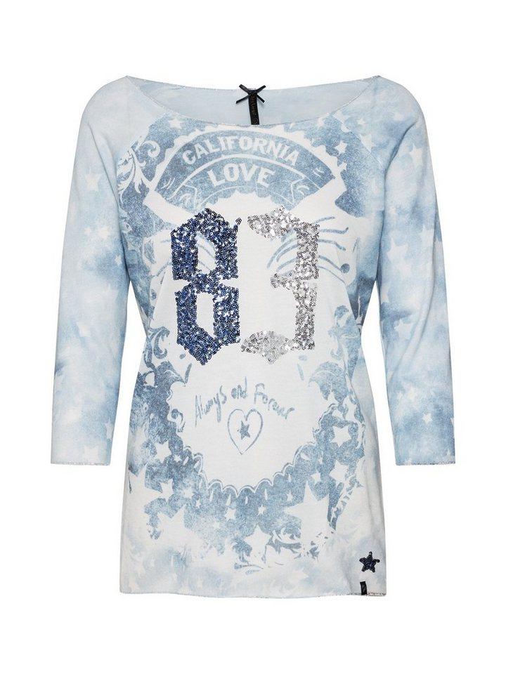 abb26c897428 Key Largo 3 4-Arm-Shirt Pailletten online kaufen   OTTO